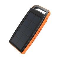 1 200x200 - پاوربانک خورشیدی ۱۵۰۰۰ میلیآمپر روپاور مدل RP-PB003