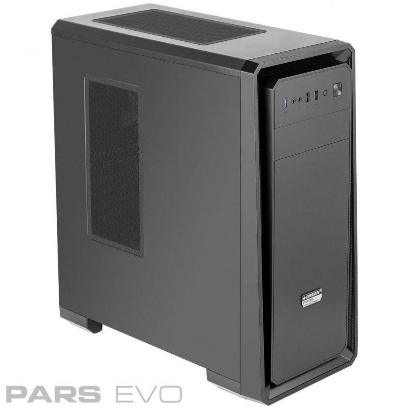 Pars Evo 822x822 - کیس گرین مدل PARS EVO