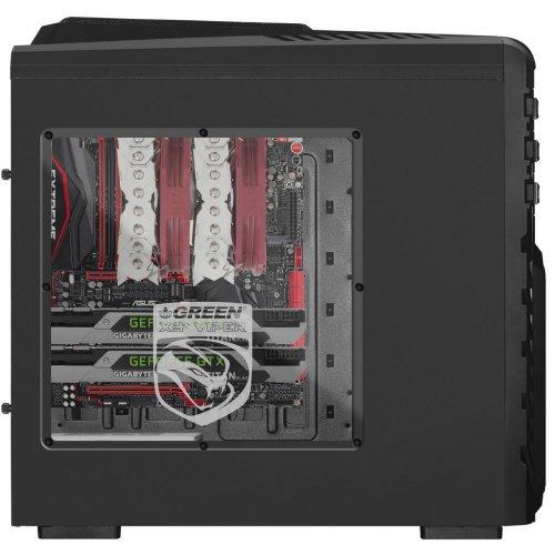 X3 Plus Viper Side Cover Window e1601466085491 - کیس گرین مدل X3 Plus Viper
