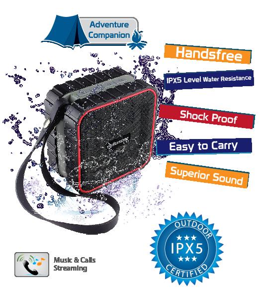 اسپیکر AquaBox