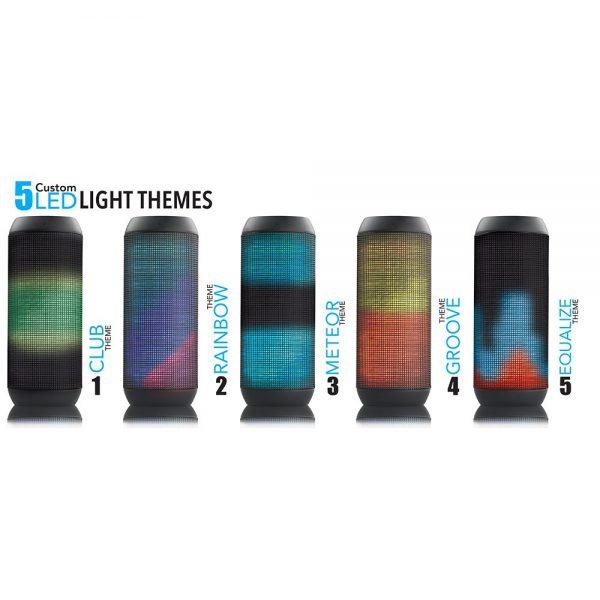 sense5 600x600 - اسپیکر بی سیم پرومیت Promate Sense LED Wireless Speaker