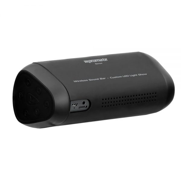 sense7 600x600 - اسپیکر بی سیم پرومیت Promate Sense LED Wireless Speaker