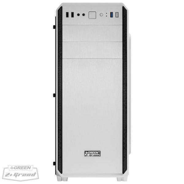z plus grand white 08 600x600 - کیس کامپیوتر گرین مدل Z Plus GRAND
