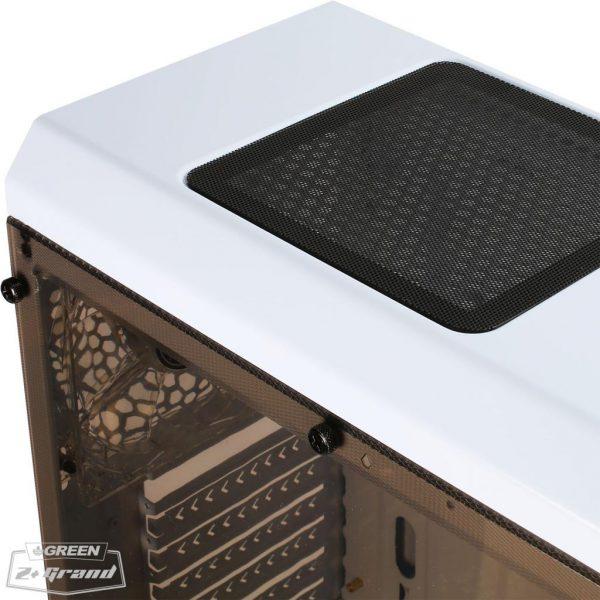 z plus grand white 15 600x600 - کیس کامپیوتر گرین مدل Z Plus GRAND