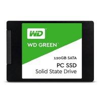 120 200x200 - اس اس دی ۱۲۰ گیگابایتی Western Digital GREEN SSD 120 GB