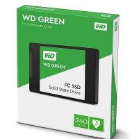240.3 200x200 - اس اس دی ۲۴۰ گیگابایتی Western Digital GREEN SSD 240GB