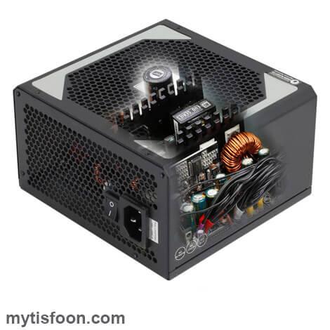 480 eud - منبع تغذیه کامپیوتر گرین مدل GP480A-EUD