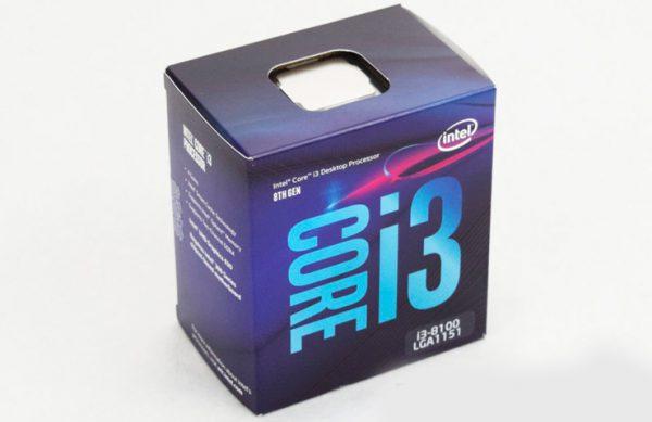 81005 600x389 - پردازنده مرکزی اینتل سری Coffee Lake مدل i3-8100