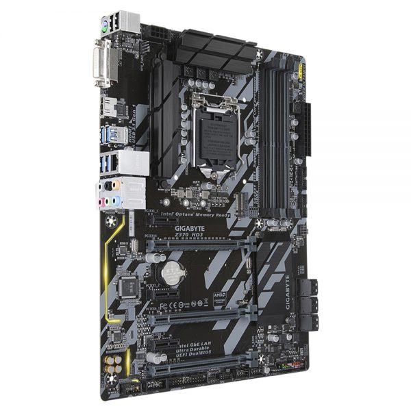Avasys 49bdb3b9250c488a8e08a5b1d7cd06a4 Product 600x600 - مادربرد گیگابایت مدل Z370 HD3