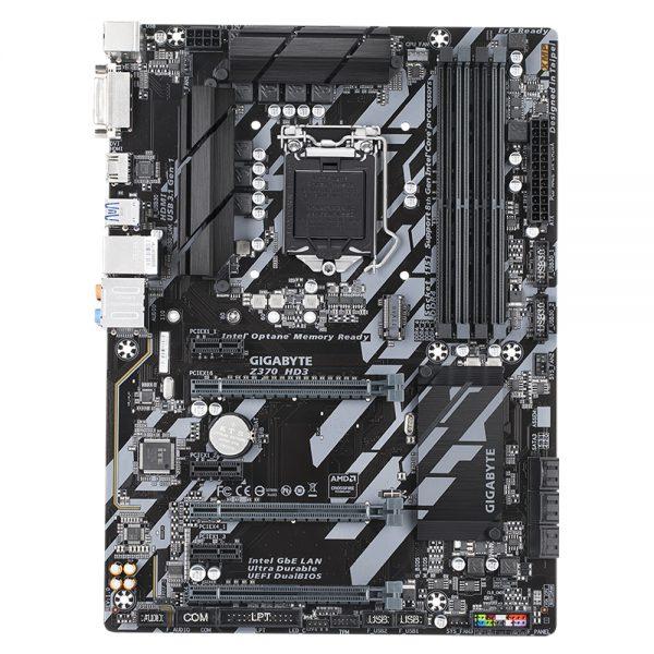 Avasys 9d245aca466c4f919e04c1ef4e54d4ba Product 600x600 - مادربرد گیگابایت مدل Z370 HD3