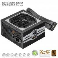 GP580A ESD DC to DC Power Supply 200x200 - منبع تغذیه کامپیوتر گرین مدل GP580A-ESD
