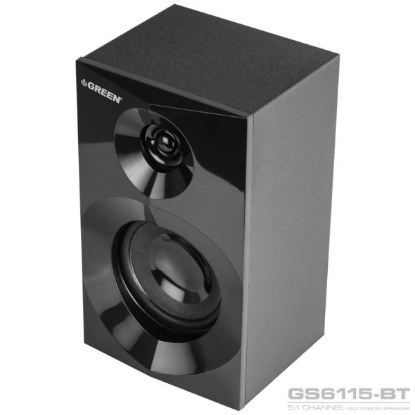 GS6115BT 115W RMS 5 1Channel Speaker 14 600x600 - اسپیکر دسکتاپ گرین مدل GS6115-BT
