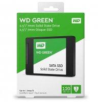 حافظه SSD 120 وسترن دیجیتال