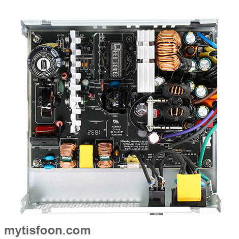 HED 13 05 - منبع تغذیه کامپیوتر گرین مدل GP380A-HED