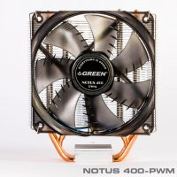 Notus400 PWM 4 200x200 - خنک کننده بادی پردازنده NOTUS 400-PWM