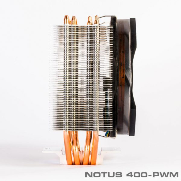 Notus400 PWM 6 600x600 - خنک کننده بادی پردازندهNOTUS 400-PWM