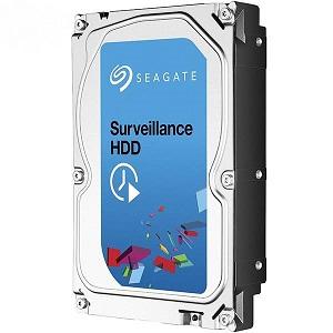 Seagate Surveillance .1 - هارددیسک اینترنال سیگیت ۴ ترابایت Surveillance