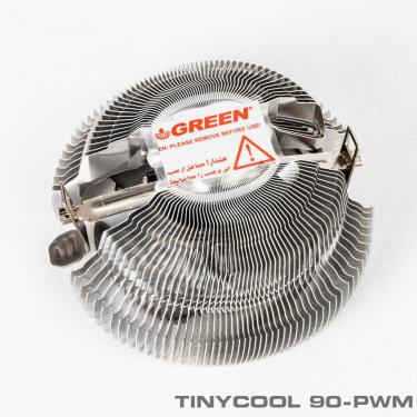 TinyCool90 PWM 2 375 375 1 - خنک کننده بادی پردازنده TINYCOOL 90-PWM