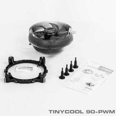 TinyCool90 PWM 8 375 375 - خنک کننده بادی پردازنده TINYCOOL 90-PWM