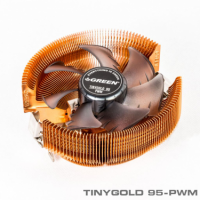 TinyGold95 PWM 1 375 375 200x200 - خنک کننده بادی پردازنده TINYGOLD 95-PWM