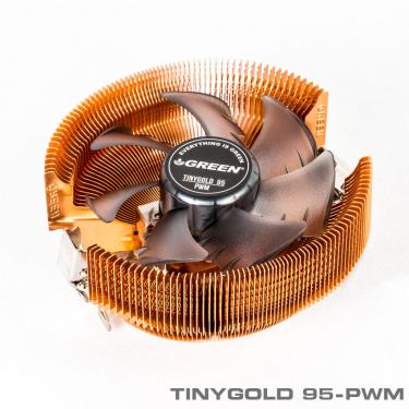 TinyGold95 PWM 1 375 375 - خنک کننده بادی پردازندهTINYGOLD 95-PWM