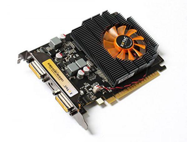 gamecorner ir 01febefdb42f42cf88873d8e700d94f2 product 600x457 - کارت گرافیک ۲ گیگابایتی ZOTAC GeForce GT 730 DDR3
