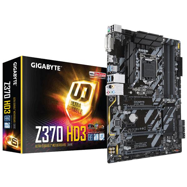gamecorner ir 154ba87da9a94d22b7c36cc46e65f08c product - مادربرد گیگابایت مدل Z370 HD3