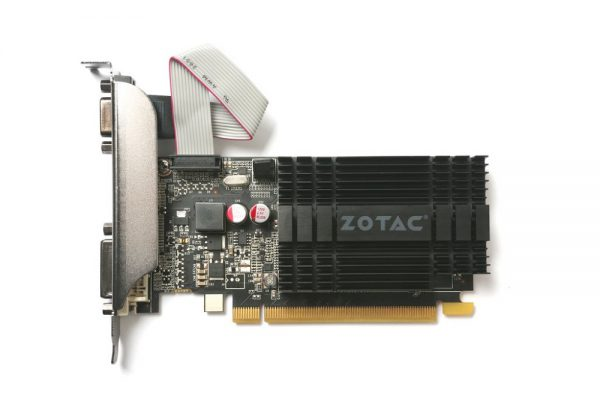gamecorner ir 301b0f34f8124d078093a8fc2bb5371d product 1 600x414 - کارت گرافیک ۴ گیگابایتی ZOTAC GeForce GT 730 4GB DDR3