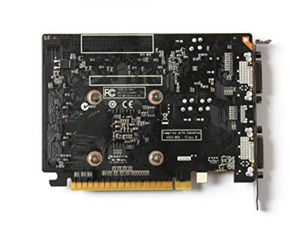 gamecorner ir bf032f0ff8fc4407899444375ec1fa2d product 600x457 - کارت گرافیک ۲ گیگابایتی ZOTAC GeForce GT 730 DDR3