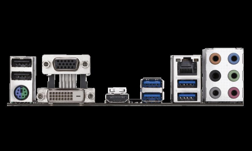 gamecorner ir fa6e3ebb46194ae3a31c2d56f0e68268 product 822x493 - مادربرد گیگابایت مدل B250 HD3