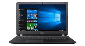 q1 - لپ تاپ ۱۵ اینچی ایسر مدل Aspire ES1-533-P54Q -Pentium N4200