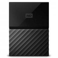 HDD EXT WD 200x200 - هارد اکسترنال وسترن  My Passport WDBYNN0010B ظرفیت ۱ ترابایت