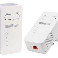adaptor. PLW350 KIT.2 200x200 - آداپتور پاورلاین Wi-Fi توتولینک مدل PLW350 KIT