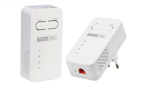 adaptor. PLW350 KIT.2 - آداپتور پاورلاین Wi-Fi توتولینک مدل PLW350 KIT