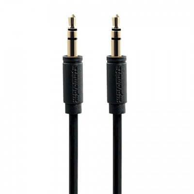 کابل صدا 3.5 میلیمتری با روکش PVC محکم