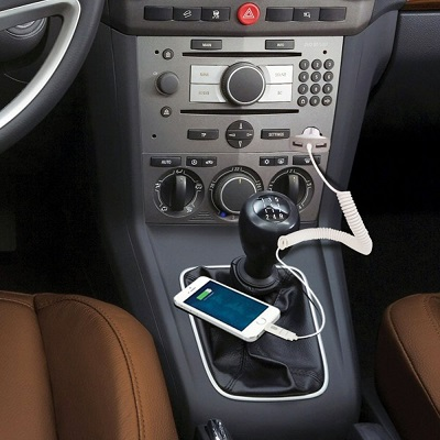 mytisfoon.com Car Charger Booster Duo.3 - شارژر فندکی پرومیت مدل  Booster-Duo