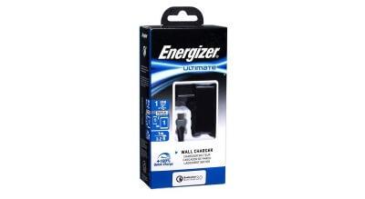 mytisfoon.com ENERGIZER UL CHARGER QC3 18W EU Type C Cable.1 - شارژر انرجایزر مدل QC3 18W EU