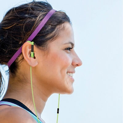 mytisfoon.com Sport Headset Gaudy.5 - هدفون ورزشی  Gaudy با طراحی ارگونومیک