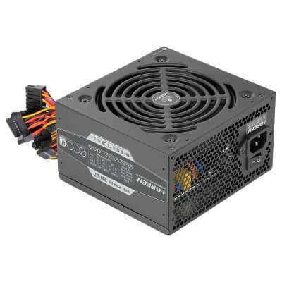 منبع تغذیه کامپیوتر گیرینGP350A-ECO Rev3.1