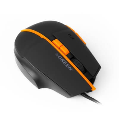 mytisfoon.com Mouse GM601.2 - ماوس گرین GM601