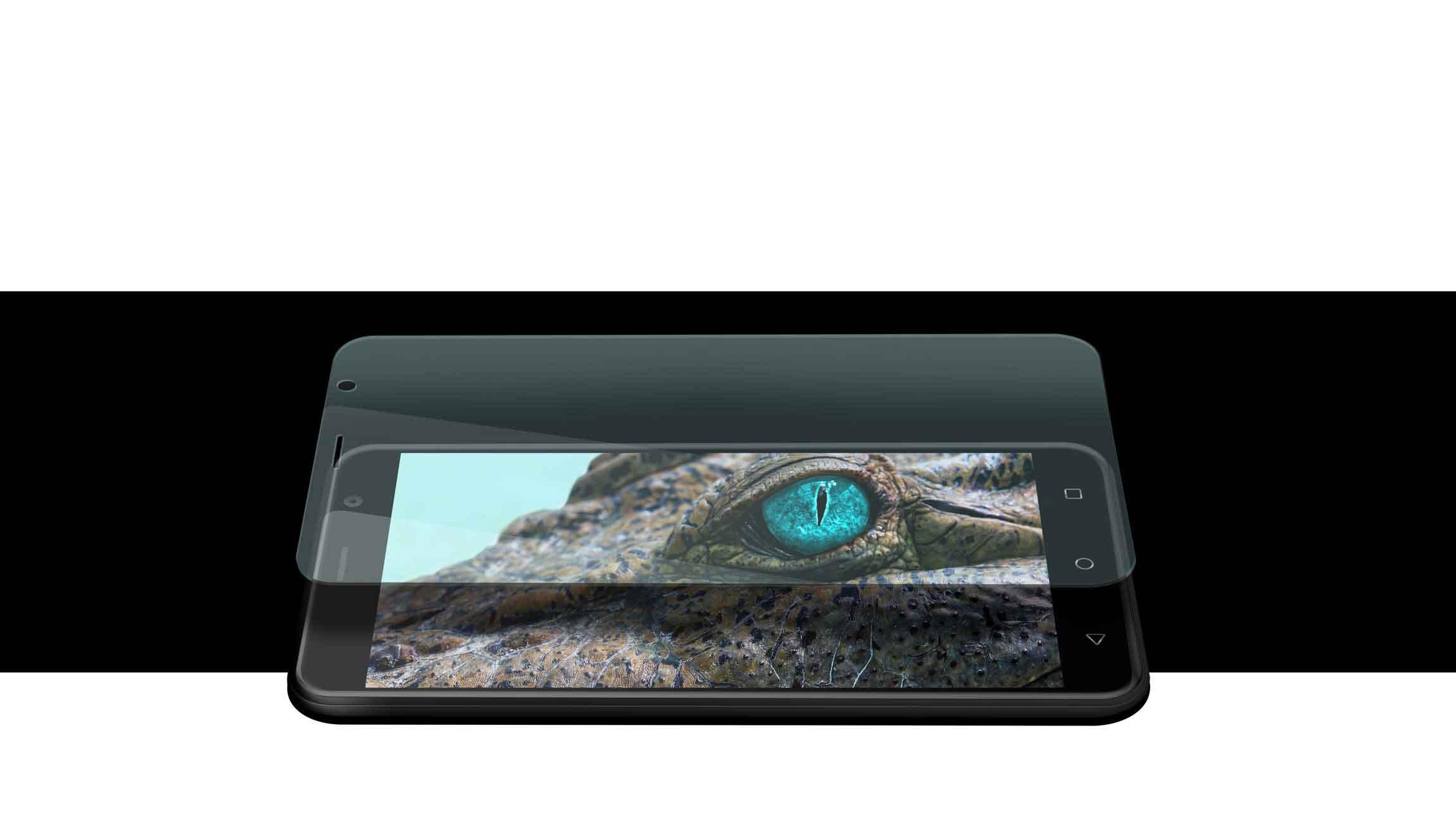 AT E500S screen protector - گوشی موبایل انرجایزر مدل Energizer Energy E500S با ظرفیت ۸ گیگابایت