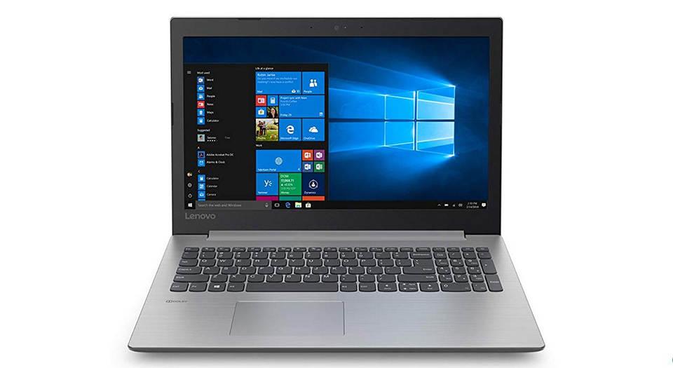 101469545 - لپ تاپ ۱۵ اینچی لنوو مدل Ideapad 330 -N4000-4/1/intel