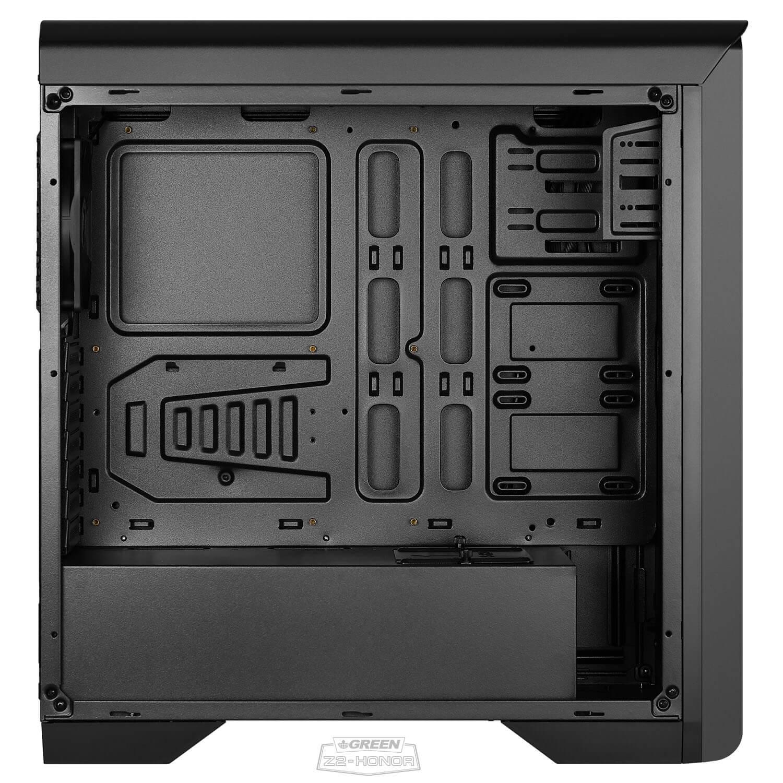 13 Z2 Honor 03 - کیس کامپیوتر گرین مدل Z2 Honor