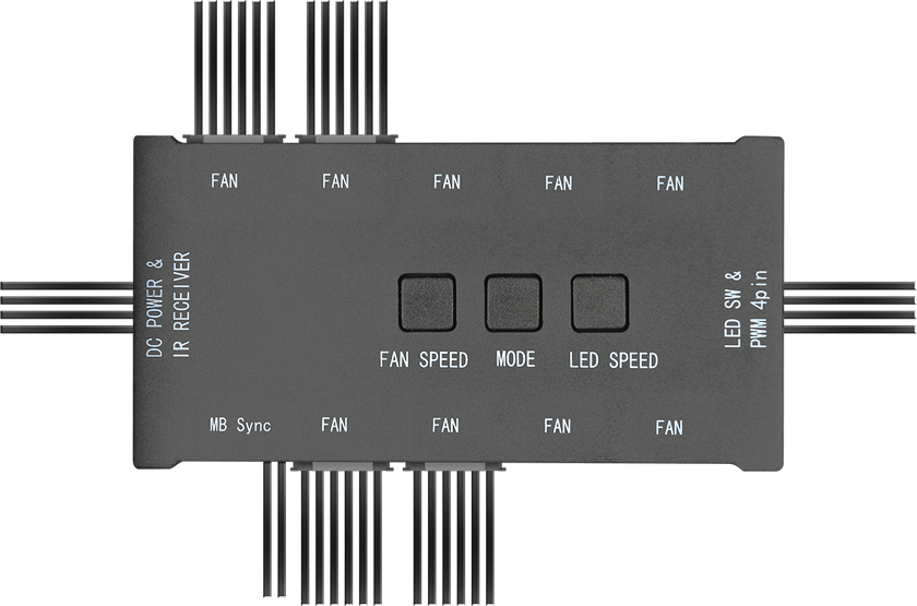 GREEN Z5 SURENA OV08 - کیس کامپیوتر گرین مدل Z5 SURENA