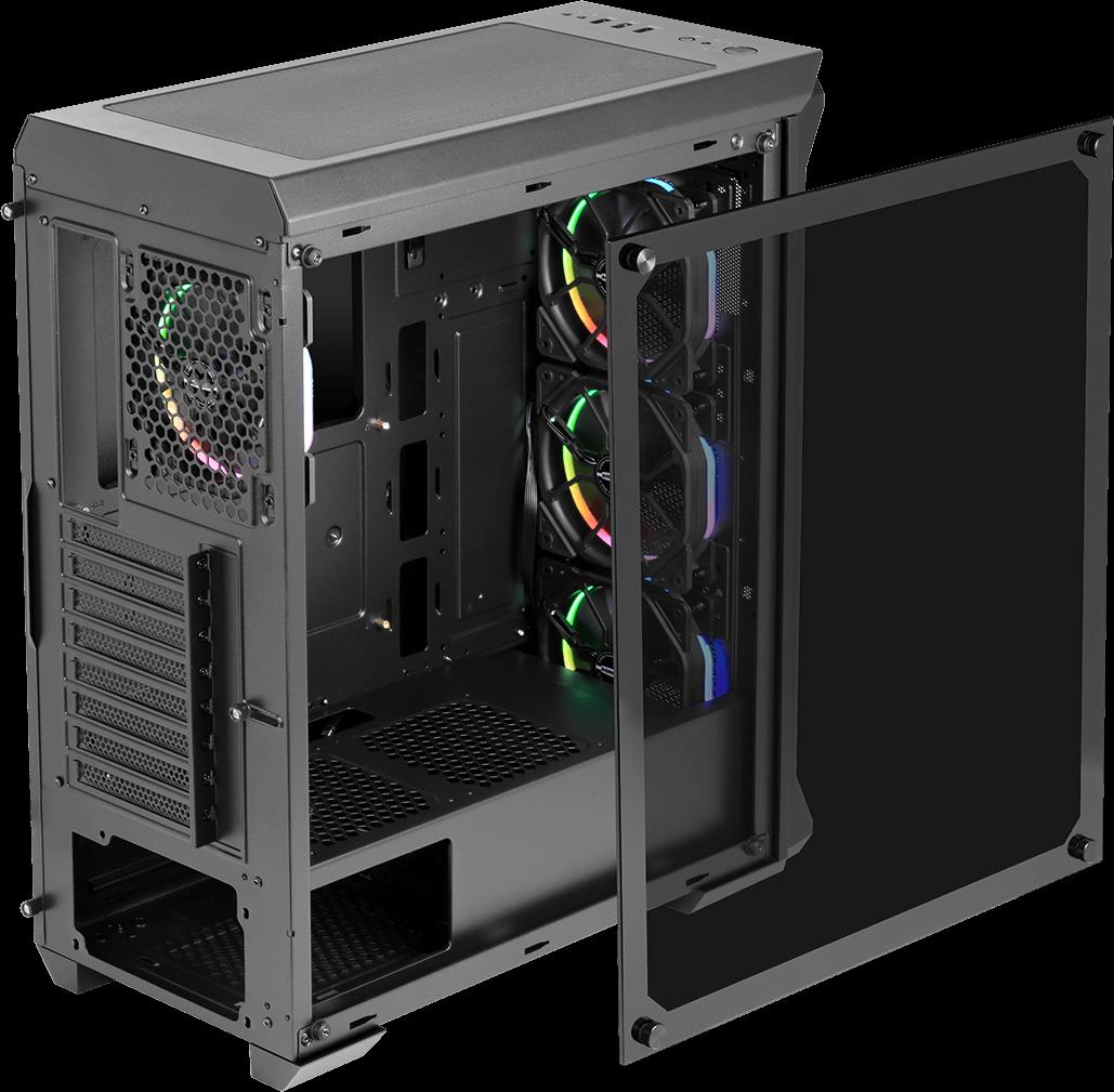GREEN Z5 SURENA OV5 - کیس کامپیوتر گرین مدل Z5 SURENA