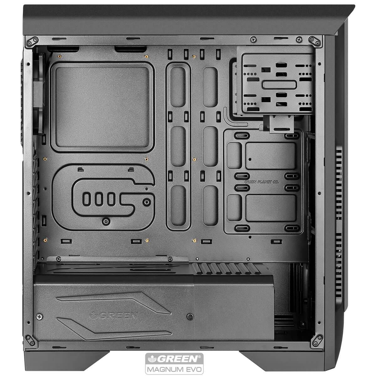 Magnum Evo 03 - کیس کامپیوتر گرین مدل Magnum Evo