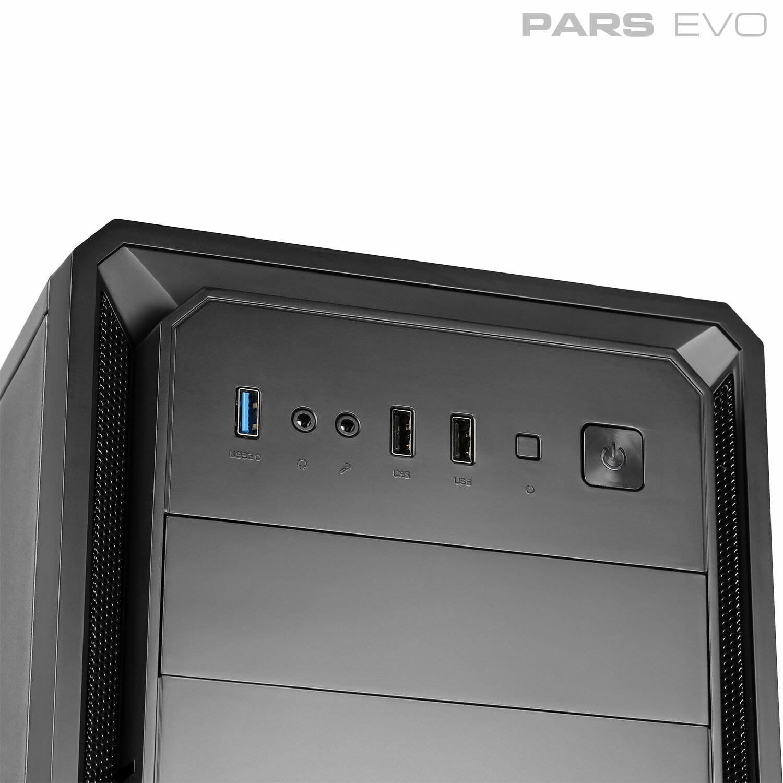 Pars Evo 13 - کیس گرین مدل PARS EVO