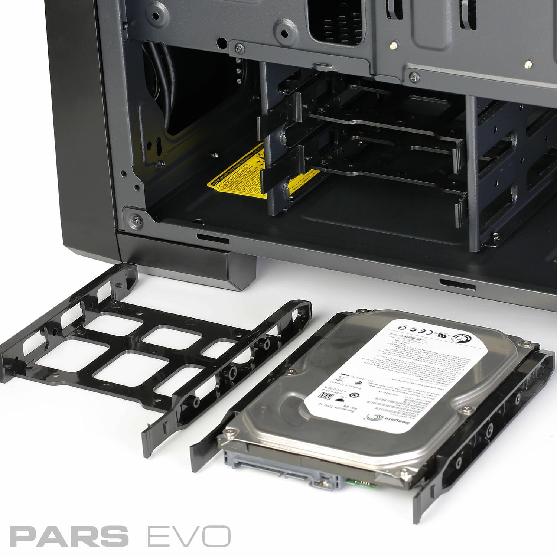 Pars Evo 16 - کیس گرین مدل PARS EVO