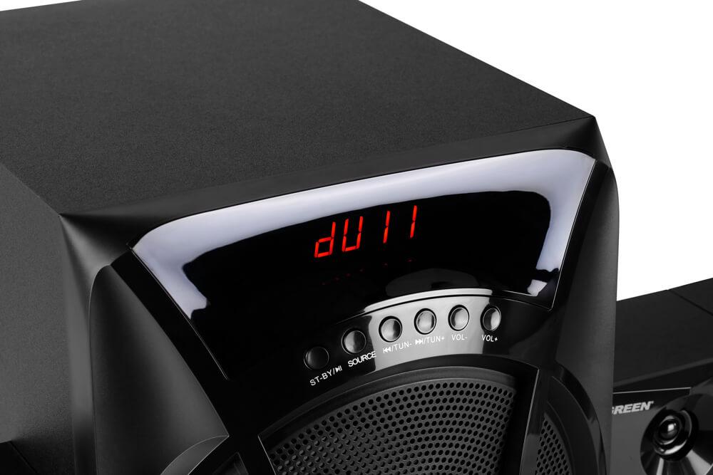 1 7 - اسپیکر دسکتاپ گرین مدل GS6115-BT