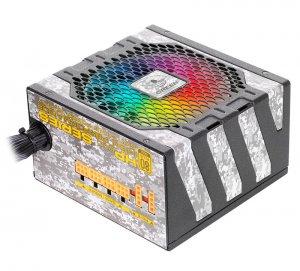 GREEN HP EVO 1 300x271 - پاورهای جدید سری HP EVO گرین با نورپردازی ARGB و استاندارد Intel ATX 12V 2.52 روانه بازار شدند